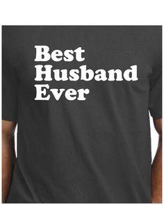 Husband Tshirt T-shirt T Shirt Tee Workout Best by CoolTeesOnline