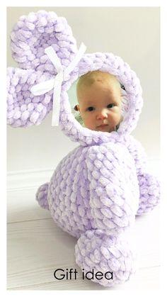 Handmade Ideas, Handmade Decorations, Handmade Baby, Handmade Toys, Etsy Handmade, Handmade Crafts, Knitted Dolls, Crochet Dolls, Crochet For Kids
