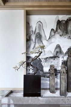 成都长滩壹号餐茶会所室内实景图-成都长滩壹号餐茶会所第4张图片