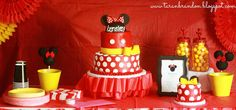 "our journey.: Kensleys FIRST ""Minnie"" Birthday!! {decor}"