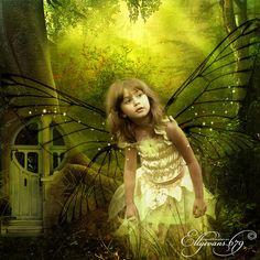 Garden faerie...