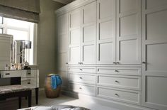 Made to measure fitted wardrobes, built in custom closets, floor to ceiling bedroom furniture & storage, mirrored doors & bespoke dressing rooms by English Wardrobe Company, UK Bedroom Built In Wardrobe, Wardrobe Doors, Wardrobe Design, Closet Bedroom, Bedroom Storage, Home Bedroom, Bedroom Furniture, Wardrobe With Drawers, Sliding Wardrobe