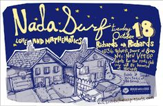 Date : 11 february 2012 Country : FR - France Town : Lille Location : Le Splendid SetList : Clear Eye Clouded Mine Waiting Fo. Nada Surf, New Flyer, Cloud Mining, Red T, Clear Eyes, I Saw, Mathematics, Tours, France