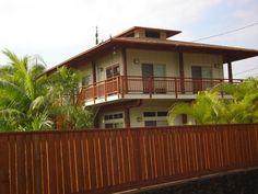 $195- House vacation rental in Kealakekua Bay - 1 block to beach, nice decor