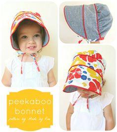 Bonnet pattern $10