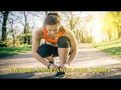 ¿ sabías que ? factores importantes para correr.
