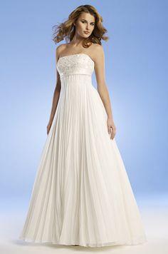 Discount Eden Bridals Style 1325 Informals Outdoor Wedding Dresses - $366.30