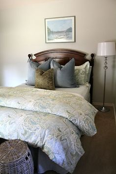 Made By Katy: Our Master Bedroom