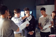 nice Kim Soo Hyun – Behind the scenes photography for the Fall / Winter collection brand Samsonite Red 2014
