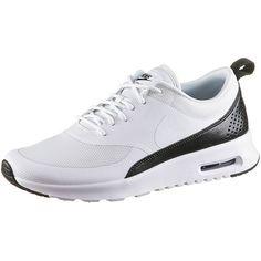 Nike Air Max Thea Sneaker Damen orange weiß im Online Shop von SportScheck kaufen