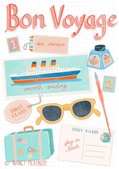Bon Voyage / Nancy McKenzie