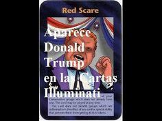 Aparece Donald Trump en las Cartas Illuminati