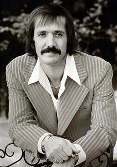 Sonny Bono - wonder how far he would have gone in politics.  Republican house member  ~~RIP~~