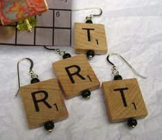 This website makes me want to go by scrabble boards. So i can make fun things with the letters