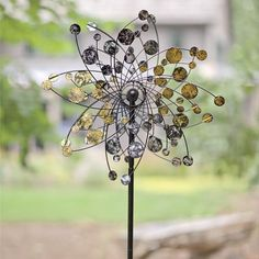 Wind & Weather Dots Wind Spinner