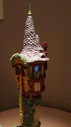 La tour de Raiponce...en biscuits ! | Blogue de Sug'Art