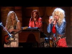 "NEEDTOBREATHE ""Girl Named Tennessee"" @Kristen McIntyre need to breathe preforming in drag on national television, PHREAKIN PHABULOUS!"