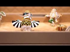 Queen Geraldine's diamond tiara with the ram's head is at the end of this video. Frank's Files: Quintessentially American Jewels - YouTube