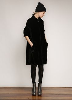 No. 6 Coley Overcoat