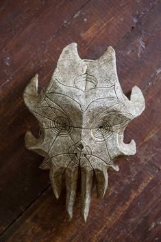 Skyrim Inspired Cultist Dragon Priest Mask Halloween The Elder Scrolls V Fan Art