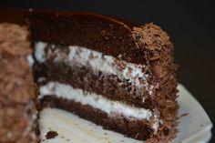 Шоколадный торт «Кофе с Джемом»