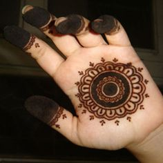 Best Mehandi Designs For Kids – Our Top 10 : 8
