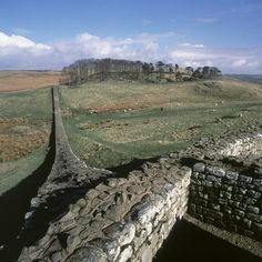 Hadrian's Wall Forts | Housesteads Roman Fort - Hadrian's Wall