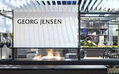 Client: Georg Jensen  Location: Paris Design: MPA Architects Year: 2008 #interior #design #showroom #Georg_Jensen #Paris