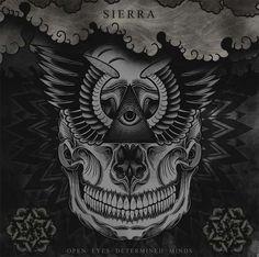 occult inspired tattoo art