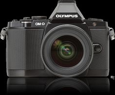 One of the most beautiful modern cameras ever made.     Olympus OM-D E-M5 Review: Digital Photography Review