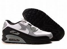 Find Mens Nike Grey Black White Air Max 90 online or in Curryshoes. Shop Top Brands and the latest styles Mens Nike Grey Black White Air Max 90 at Curryshoes. Air Max 90 Noir, Air Max 90 Grey, Air Max 97, Nike Air Max Trainers, Air Max Sneakers, Sneakers Nike, Tn Nike, Nike Kicks, Nike Air Max 90s