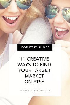 Creative tips for Etsy shops and sellers to find their target market niche. Market Segmentation, Opening An Etsy Shop, Middle Aged Women, Media Campaign, Craft Markets, Marketing Data, Diy Craft Projects, Crafts, Craft Business