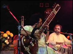 Bangla Dhun (Live in New York City 1971) - Ravi Shankar And Ustad Ali Akbar Khan  ..... this is the clip Nora Jones is sharing on her Timelineof hr Pop the builder of musical bridges when he was 51 & I started collecting his recordings.