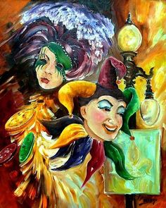 Google Image Result for http://www.ebsqart.com/Art/New-Orleans/Oil-on-Gallery-Wrapped-Canvas/629412/650/650/Mardi-Gras-Images-SOLD.jpg