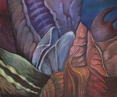 "Saatchi Art Artist Paweł Batura; Painting, ""Sea shells"" #art"