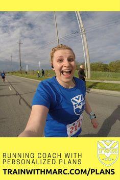 A running coach can guide you to a PR   #runcoach #marathon #halfmarathon