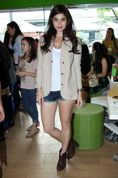 Street Style: Philippine Fashion Week S/S 2014 Filipino Fashion, Korean Fashion, Anne Curtis Short Hair, Anne Curtis Outfit, Celebrity Outfits, Celebrity Style, Anne Curtis Smith, Short Hair Outfits, Philippines Fashion