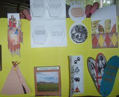Plains Indians. Unit Study & Lapbook. Free Plains Indians lapbook and unit…