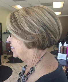 The best short haircuts for women over 50 of every are short, polished, and low upkeep haircuts that help you look more youthful. Girl Short Hair, Short Hair Cuts For Women, Romantic Hairstyles, Cool Hairstyles, Hairstyles Haircuts, Latest Hairstyles, Senior Hairstyles, Blonde Hairstyles, Bob Haircuts