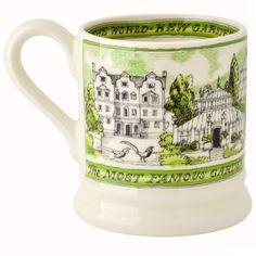 Kew Gardens mug by Emma Bridgewater 2016