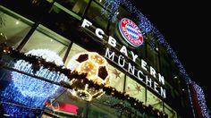 Der FC Bayern wünscht: Frohe Weihnachten! - FC Bayern München