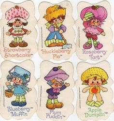 382 Best Strawberry Shortcake Images Strawberry Shortcake