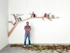 Bibliothèque branche /Olivier Dollé | AA13 – blog – Inspiration – Design – Architecture – Photographie – Art