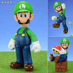 S.H. Figuarts - Luigi figure
