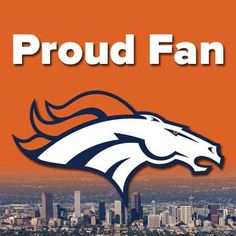 Proud Fan!!! At least we made it to the Super Bowl.  :)
