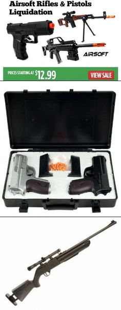 Airsoft TOYS on SALE!  Perfect Father's Day Gift Ideas!!!