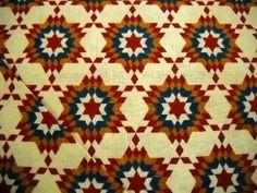 Quilting Fabric, Cotton Yardage, Half Yard, Heart of a Nation, Sewing Notions, Quilting Notions, Cotton, brown