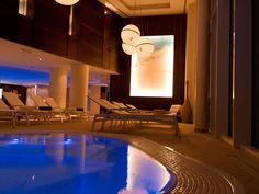 Wellness im Hotel Salzburger Hof Bad Gastein, Spa, Spring Nature, Bathtub, Bathroom, Vacations, Pictures, Standing Bath, Washroom