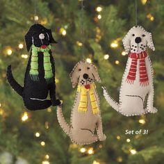 Image result for christmas felt ornaments to make
