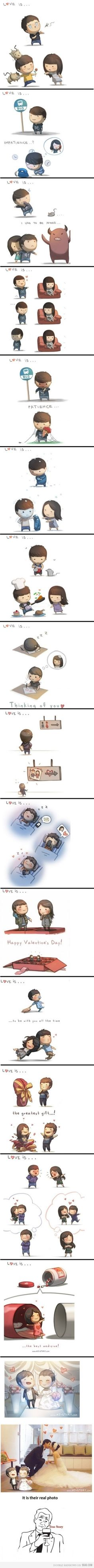 cute illustrations by Hj Story